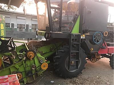 谷王极光TB80G小麦收割机