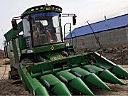 迪马飞龙5行玉米收割机