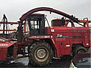 牧神4SZ-3000型自走式秸杆收获机