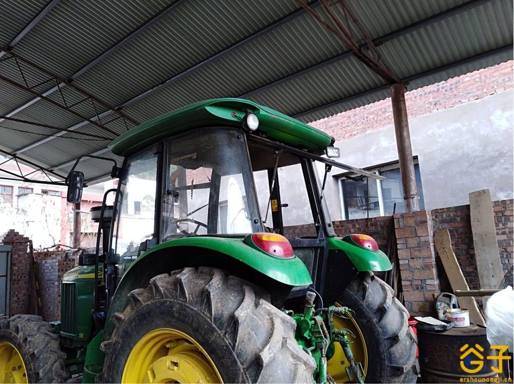 约翰manbetx万博体育5-904轮式拖拉机