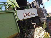 谷王五行玉米收割机