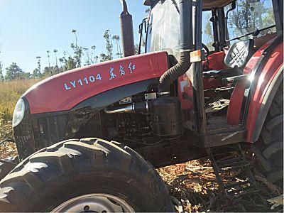 东方红LY1104轮式拖拉机