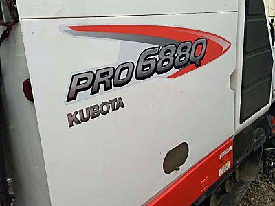 久保田PRO688Q收割机