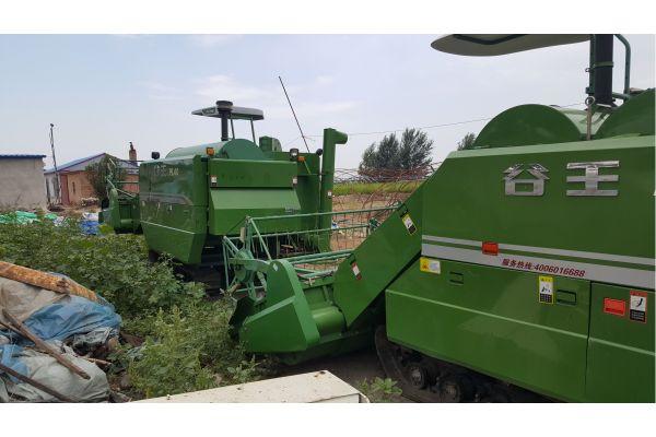 奇瑞谷王PQ40水稻联合收割机