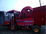 天人4YZ-4A(TR9988-4570)短版玉米联合收获机