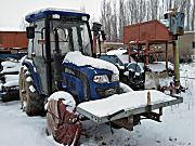 雷沃欧豹M604-B拖拉机