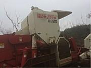 雷沃谷神RB20履带式水稻收割机