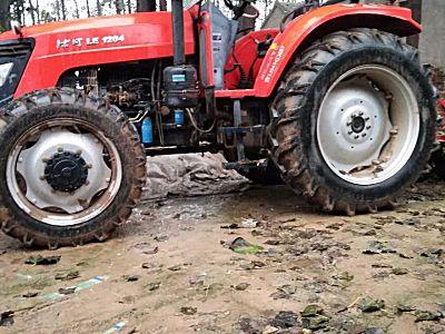 沭河SH1204-1拖拉机