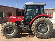 麦赛福格森MF1204拖拉机
