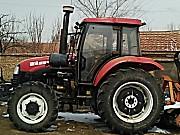 瑞泽富沃RZ1104轮式拖拉机