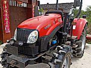 东方红MF554轮式拖拉机