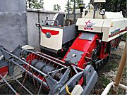 星光农机XG100收割机