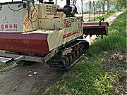 沃得猛龙WD385E履带式旋耕机