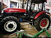 瑞泽富沃RZ1354轮式拖拉机