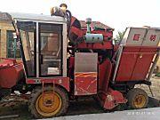 巨明玉米收割机