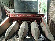 巨明4YZP-4 型中四行(452)玉米收割机