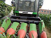 中收4YZ-4G1自走式玉米收获机