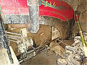 东方红MG754拖拉机