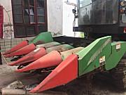 中收开拓者4YZ-4600WZ自走式玉米联合收获机