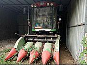 中收4YZ-4(YZ4565W)玉米联合收割机