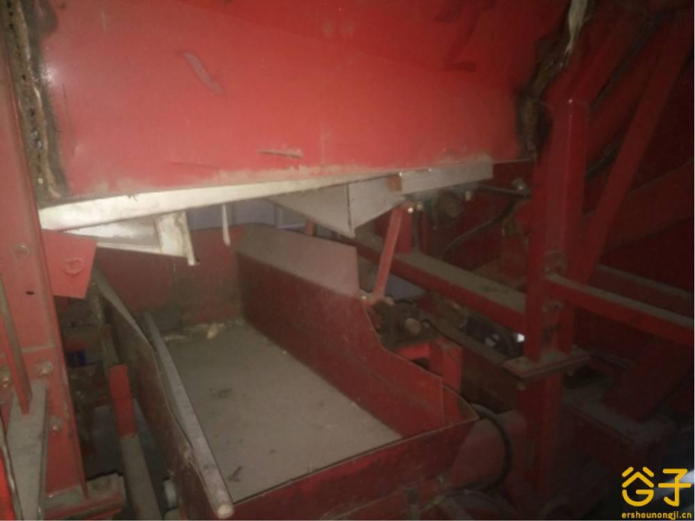 双箭王4YZB-4玉米联合收割机