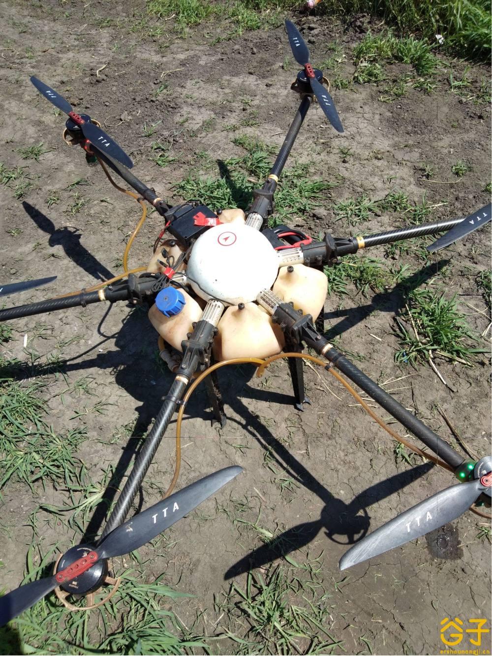 TTA天途M6E农业植保无人机
