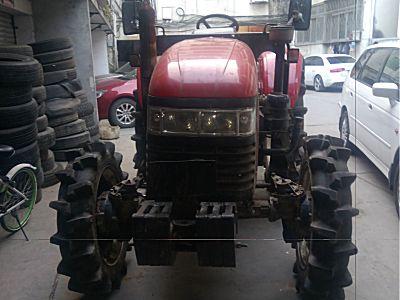 黄海金马554轮式拖拉机