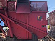 新疆牧神4YZB-1800自走式玉米联合收获机