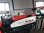 久保田ER-572水稻收割机
