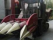 宁联4YZ-4C型自走式玉米联合收获机(还田、剥皮型)