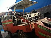 渭丰4YZ-2自走式玉米收割机