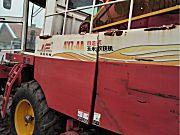 农发4YZ-4A自走式玉米收获机