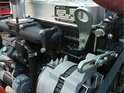 锡柴发动机