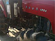 黄海金马1204拖拉机