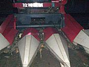 牧神4YZB-3A型自走式穗茎兼收玉米收获机