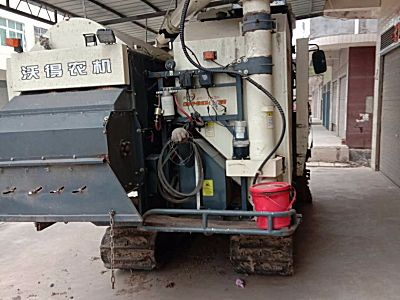 沃得锐龙4LZ-6.0E联合收割机