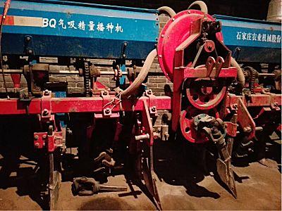 布谷2BQ-3气吸精量播种机