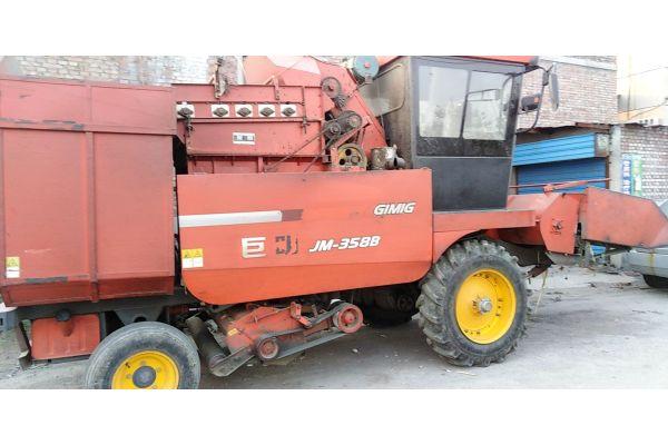 巨明358B玉米收割机