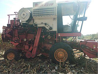 雷沃谷神GM80-5M玉米籽粒收割机