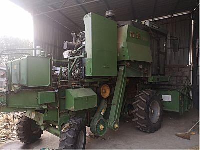 谷王TB60收割机