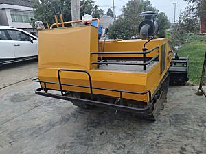 龙舟履带式拖拉机