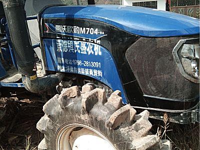 雷沃704拖拉机