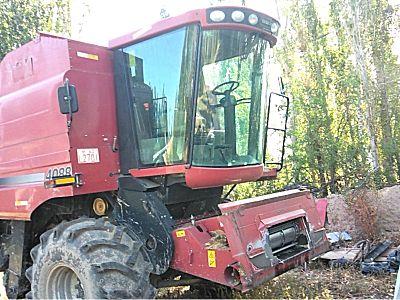 凯斯4088联合玉米收割机