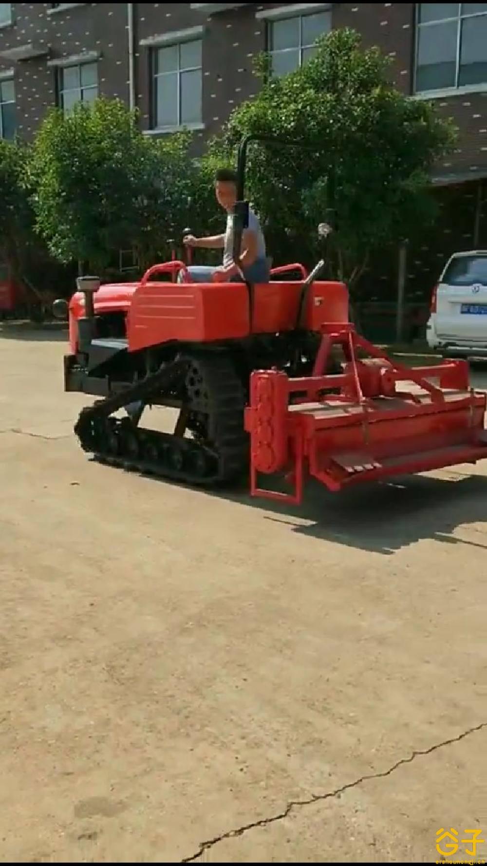 农舟70马力履带式拖拉机