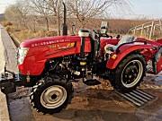 华夏504轮式拖拉机