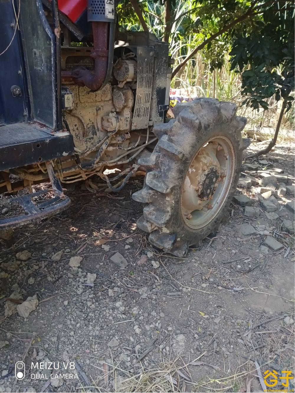 东方红MG804拖拉机