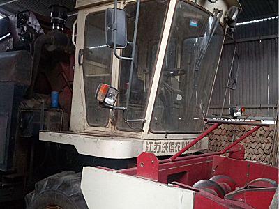 <em>沃得</em>裕龙CH530玉米收割机