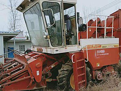 雷沃谷神CB034YZ-3J收割机