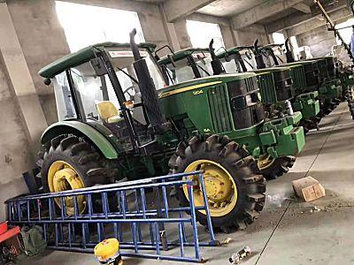 约翰迪尔约1204拖拉机