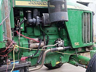 <em>约翰迪尔</em>950拖拉机